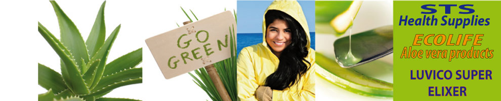 ecolife natuur bio gezond aloe